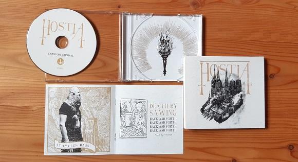 Hostia - Carnivore Carnival CD