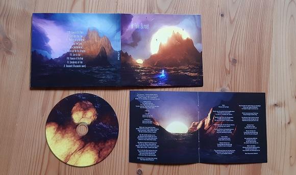 Of Pale Sunset digipak CD