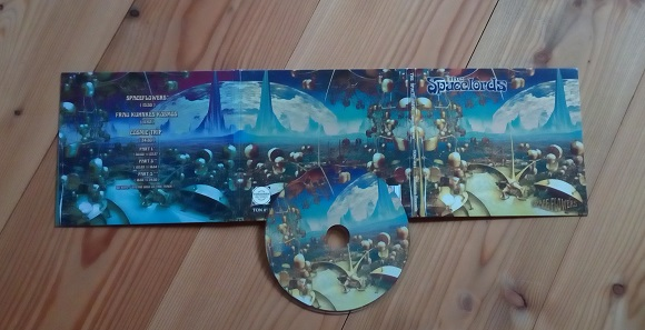 The Spacelords CD