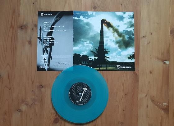"""Telesa Ohnepal - Unhollywood 10"""" vinyl"""