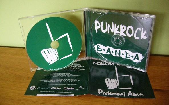 Bokom okolky - CD