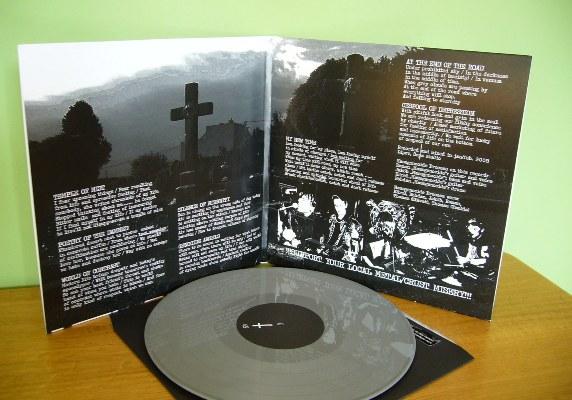 Mass Genocide Process vinyl