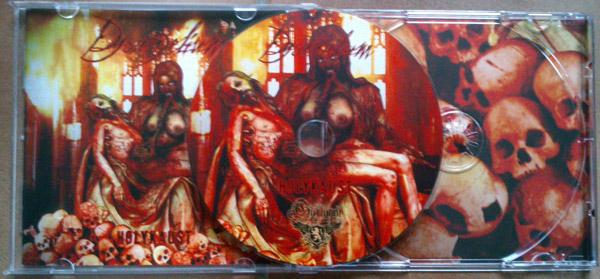 Dysangelium - Holykaust CD